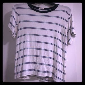 Brandy Melville Striped Shirt
